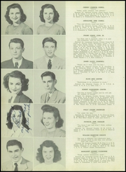Page 16, 1945 Edition, Boyden High School - Echo Yearbook (Salisbury, NC) online yearbook collection