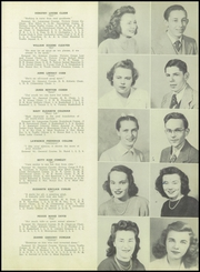 Page 17, 1945 Edition, Boyden High School - Echo Yearbook (Salisbury, NC) online yearbook collection