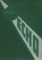 1954 Edition, Boyden High School - Echo Yearbook (Salisbury, NC)