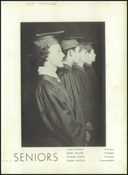 Page 13, 1954 Edition, Boyden High School - Echo Yearbook (Salisbury, NC) online yearbook collection