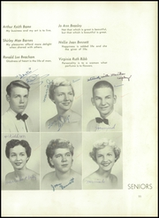 Page 15, 1954 Edition, Boyden High School - Echo Yearbook (Salisbury, NC) online yearbook collection