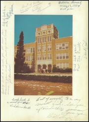 Page 7, 1954 Edition, Boyden High School - Echo Yearbook (Salisbury, NC) online yearbook collection