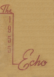 1955 Edition, Boyden High School - Echo Yearbook (Salisbury, NC)