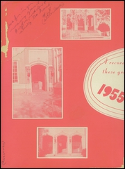 Page 10, 1955 Edition, Boyden High School - Echo Yearbook (Salisbury, NC) online yearbook collection