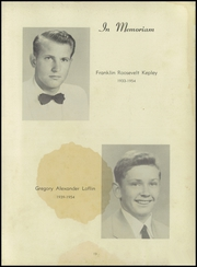 Page 17, 1955 Edition, Boyden High School - Echo Yearbook (Salisbury, NC) online yearbook collection