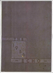 1956 Edition, Boyden High School - Echo Yearbook (Salisbury, NC)