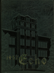 1957 Edition, Boyden High School - Echo Yearbook (Salisbury, NC)