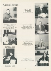 Page 11, 1963 Edition, Boyden High School - Echo Yearbook (Salisbury, NC) online yearbook collection