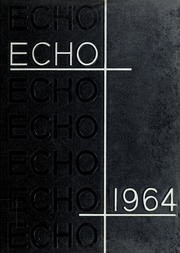 1964 Edition, Boyden High School - Echo Yearbook (Salisbury, NC)