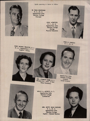 Page 10, 1954 Edition, Beaver Creek High School - Bridge Yearbook (West Jefferson, NC) online yearbook collection