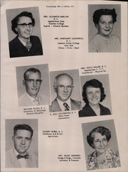 Page 11, 1954 Edition, Beaver Creek High School - Bridge Yearbook (West Jefferson, NC) online yearbook collection