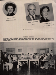 Page 12, 1954 Edition, Beaver Creek High School - Bridge Yearbook (West Jefferson, NC) online yearbook collection