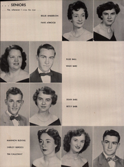 Page 14, 1954 Edition, Beaver Creek High School - Bridge Yearbook (West Jefferson, NC) online yearbook collection