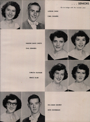Page 15, 1954 Edition, Beaver Creek High School - Bridge Yearbook (West Jefferson, NC) online yearbook collection