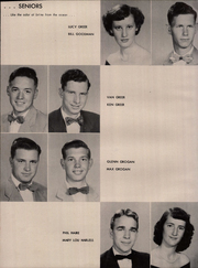 Page 16, 1954 Edition, Beaver Creek High School - Bridge Yearbook (West Jefferson, NC) online yearbook collection