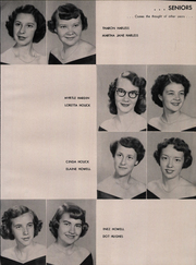 Page 17, 1954 Edition, Beaver Creek High School - Bridge Yearbook (West Jefferson, NC) online yearbook collection