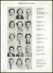 Page 11, 1952 Edition, Hudson High School - Hornet Yearbook (Hudson, NC) online yearbook collection