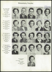 Page 12, 1952 Edition, Hudson High School - Hornet Yearbook (Hudson, NC) online yearbook collection