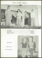 Page 14, 1952 Edition, Hudson High School - Hornet Yearbook (Hudson, NC) online yearbook collection