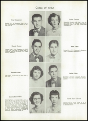Page 16, 1952 Edition, Hudson High School - Hornet Yearbook (Hudson, NC) online yearbook collection