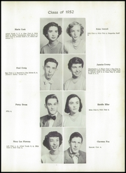Page 17, 1952 Edition, Hudson High School - Hornet Yearbook (Hudson, NC) online yearbook collection
