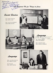 Page 15, 1956 Edition, Hudson High School - Hornet Yearbook (Hudson, NC) online yearbook collection