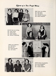 Page 16, 1956 Edition, Hudson High School - Hornet Yearbook (Hudson, NC) online yearbook collection