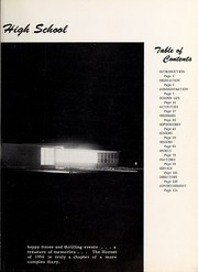 Page 7, 1956 Edition, Hudson High School - Hornet Yearbook (Hudson, NC) online yearbook collection