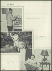 Page 14, 1958 Edition, Hudson High School - Hornet Yearbook (Hudson, NC) online yearbook collection