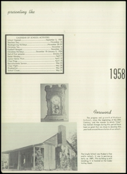 Page 6, 1958 Edition, Hudson High School - Hornet Yearbook (Hudson, NC) online yearbook collection