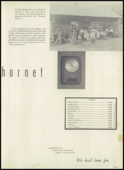 Page 7, 1958 Edition, Hudson High School - Hornet Yearbook (Hudson, NC) online yearbook collection