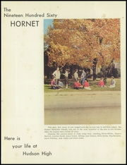 Page 5, 1960 Edition, Hudson High School - Hornet Yearbook (Hudson, NC) online yearbook collection