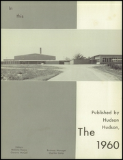 Page 6, 1960 Edition, Hudson High School - Hornet Yearbook (Hudson, NC) online yearbook collection