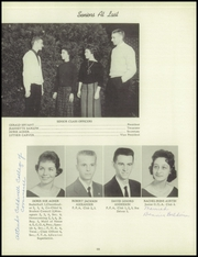 Page 72, 1960 Edition, Hudson High School - Hornet Yearbook (Hudson, NC) online yearbook collection