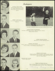 Page 74, 1960 Edition, Hudson High School - Hornet Yearbook (Hudson, NC) online yearbook collection
