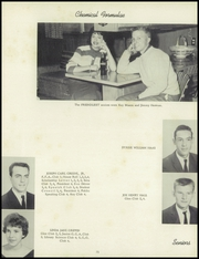 Page 79, 1960 Edition, Hudson High School - Hornet Yearbook (Hudson, NC) online yearbook collection