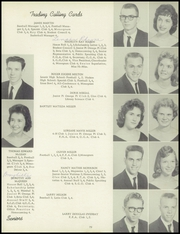 Page 83, 1960 Edition, Hudson High School - Hornet Yearbook (Hudson, NC) online yearbook collection