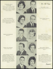 Page 87, 1960 Edition, Hudson High School - Hornet Yearbook (Hudson, NC) online yearbook collection