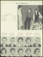 Page 89, 1960 Edition, Hudson High School - Hornet Yearbook (Hudson, NC) online yearbook collection