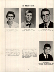 Page 8, 1965 Edition, Hudson High School - Hornet Yearbook (Hudson, NC) online yearbook collection