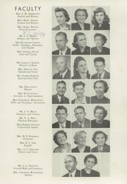 Page 11, 1949 Edition, Lenoir High School - Bearcat Yearbook (Lenoir, NC) online yearbook collection