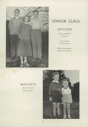 Page 14, 1949 Edition, Lenoir High School - Bearcat Yearbook (Lenoir, NC) online yearbook collection