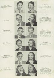 Page 17, 1949 Edition, Lenoir High School - Bearcat Yearbook (Lenoir, NC) online yearbook collection