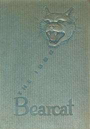 Page 1, 1956 Edition, Lenoir High School - Bearcat Yearbook (Lenoir, NC) online yearbook collection