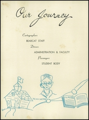 Page 10, 1956 Edition, Lenoir High School - Bearcat Yearbook (Lenoir, NC) online yearbook collection