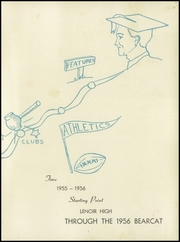 Page 11, 1956 Edition, Lenoir High School - Bearcat Yearbook (Lenoir, NC) online yearbook collection