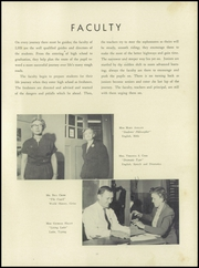 Page 15, 1956 Edition, Lenoir High School - Bearcat Yearbook (Lenoir, NC) online yearbook collection