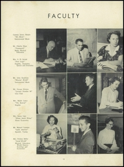 Page 16, 1956 Edition, Lenoir High School - Bearcat Yearbook (Lenoir, NC) online yearbook collection
