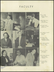 Page 17, 1956 Edition, Lenoir High School - Bearcat Yearbook (Lenoir, NC) online yearbook collection