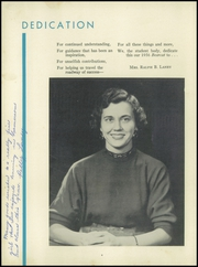 Page 8, 1956 Edition, Lenoir High School - Bearcat Yearbook (Lenoir, NC) online yearbook collection
